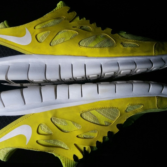 san francisco f7803 f43d5 where to buy nike free run 2 mens black and yellow bec4a 834be